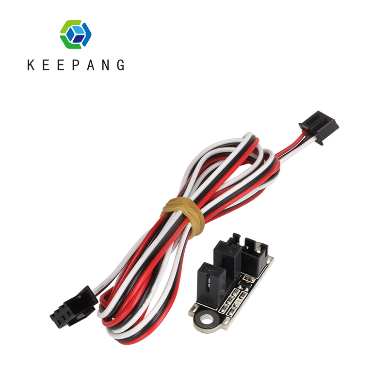 Optical Switch Endstop Sensor Photoelectric Light Control Limit Module 3 Pin XH 2.54 1M Cable 3D Printer Parts