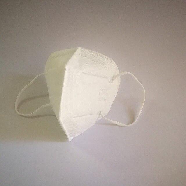 KN95 mask 4 Layers Face Masks Mascherine Antivirus Flu Anti Infection KN95 Masks Particulate Respirator PM2.5 Protective Safety