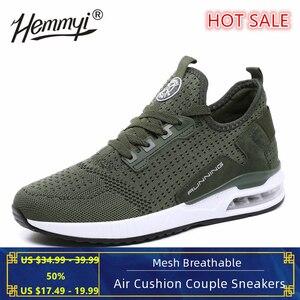 Image 2 - 2020 جديد للجنسين الرجال النساء أحذية رياضية تنيس Feminino منصة ضوء حذاء كاجوال مريحة سلة فام مكتنزة حذاء رياضة حجم 36 45