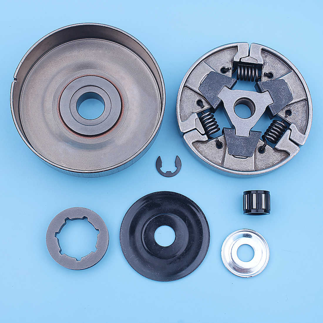 "Ring-rueda dentada 404/"" 7z para Stihl 066 ms660 MS 660 Chain Sprocket"
