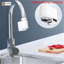 Youpin ZJ dispositivo de detección automática por inducción infrarroja para ahorro de agua, inducción inteligente para cocina, baño, lavabo, grifo de agua