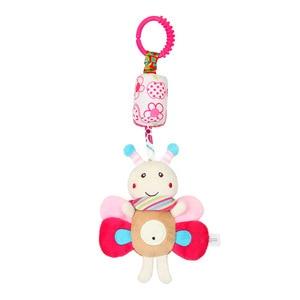 Image 3 - Rassel Spielzeug Für Baby Niedlichen Welpen Bee Kinderwagen Spielzeug Rasseln Mobile Für Baby Trolley 0 12 Monate Kleinkind Bett hängen Geschenk