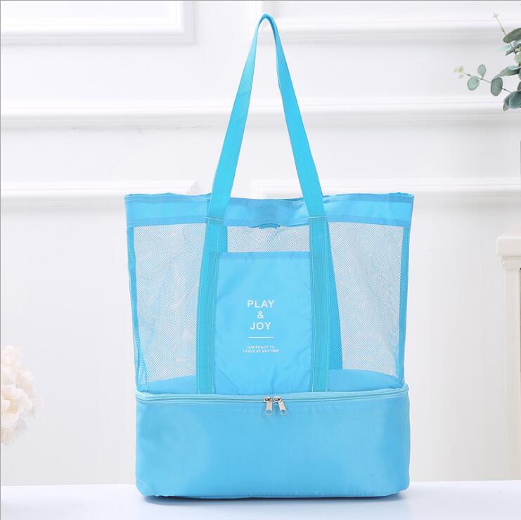 Women Swimming Bag Rucksack Handbags Dry Wet Shoulder Bag Multifunctional Beach Pool Pouch Mesh Bag For Picnic Swimming Travel Flash Sale 965f Ep Karamell