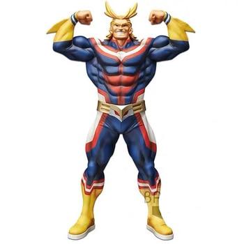 Original Banpresto My Hero Academia Overseas limited All Might Figure Brinquedos Figures