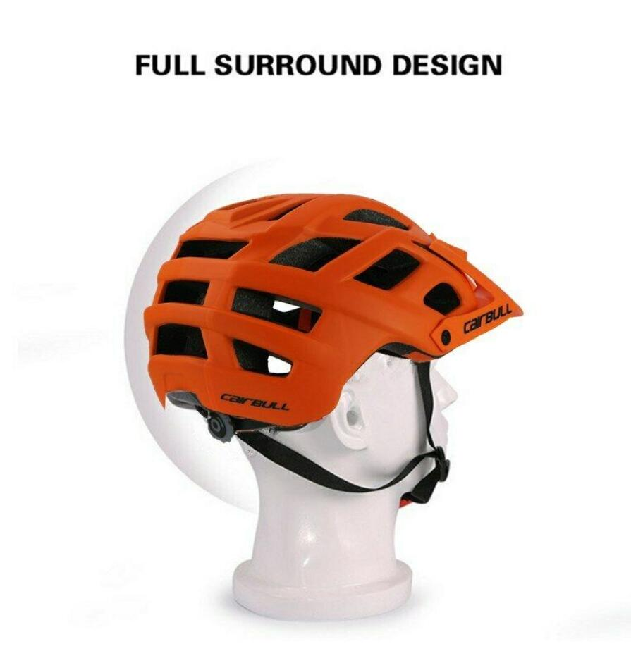 2018 NEW Cairbull Cycling Helmet TRAIL XC Bicycle In-Mold MTB Bike bicycle helmet man cycling bike