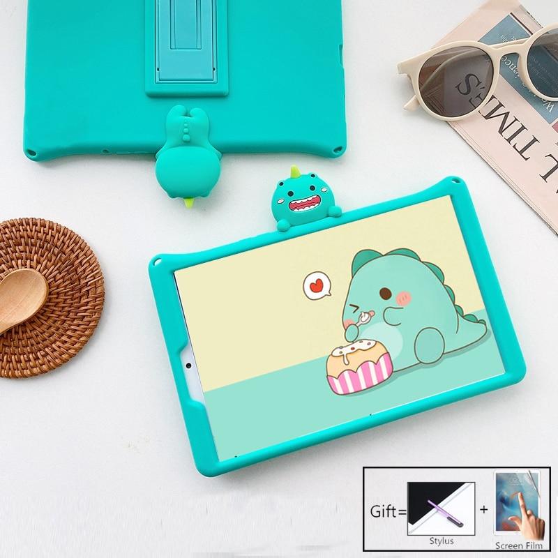 Kids Shockproof Safe Case for Huawei Mediapad T3 10.1'
