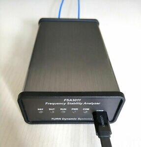 2019 FSA3011 OCXO GPSDO Atom Clock Frequency Stability Analyzer
