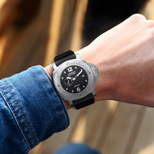KIMSDUN Mens Watches Top Brand Luxury Chronograph Business Quartz Watch Men Clock Silicone Wristwatches Relogio Masculino reloj