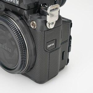Image 4 - Chống Trầy Xước Fuji GFX 50S Bảo Vệ Màng Bọc Decal Da Cho Máy Ảnh FujiFilm GFX50S Bảo 3M vincy Miếng Dán