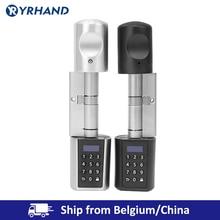 L6PCB la migliore serratura intelligente APP fai da te tastiera elettronica RFID serratura digitale per la gestione di aria modello ue