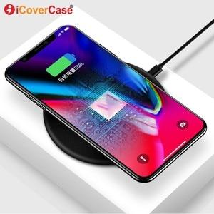 Image 5 - Draadloze Oplader Voor Samsung Galaxy J4 J4 + J6 J6 + + Plus J8 2018 J2 Pro 2018 J2 J4 core Opladen Pad Qi Ontvanger Telefoon Accessoire