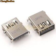 3 adet USB jak soketi güç şarj konektörü HP Pavilion G4 G7 G6-2000 G6-2100 G6-2200 G6-2300 USB 3.0 bağlantı noktası