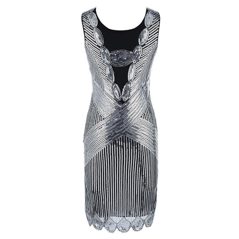 1920S FRINGE FLAPPER DRESS (3)