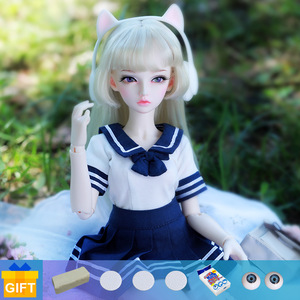 New arrival Fairyland Minifee Eclair 1/4 BJD Dolls Sylvia bjd luts Jointed doll resin Toys for kids MSD MNF Unoa LM