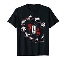 Camiseta aikido dojo aikido