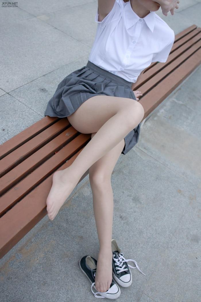 ★森萝财团★– JKFUN-005 卉子 10D肉丝 [116P/1V/2.59GB]插图