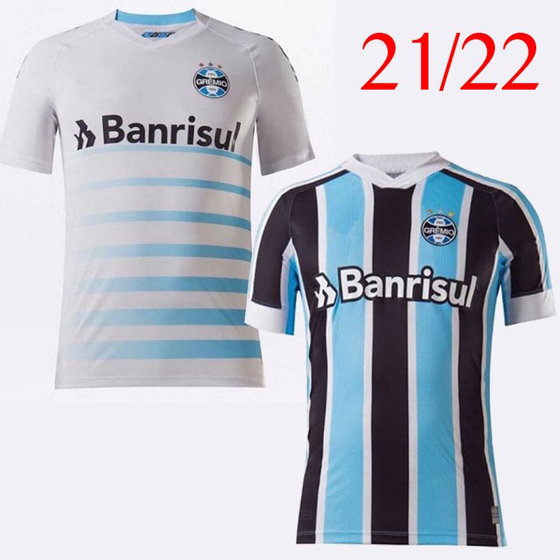 Qualidade superior nova camisa grêmio 2020-2122 luciano miller luan douglas diego hailon geromel casa longe terceiro 21 22 camisa grêmio