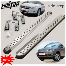 Foot-Pedal Running-Board Side-Step Tiguan Volkswagen Real for VW Old Quality-Guarantee
