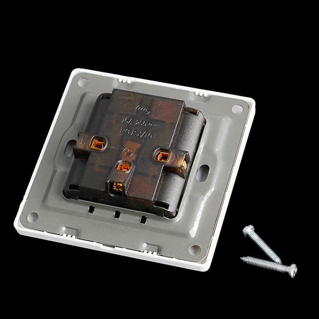 Купить белая розетка панель универсальная 5 отверстий 10a электрическая картинки цена