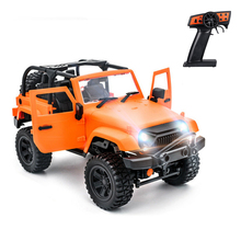 F1 RC Car 1/14 Remote Control Truck 4WD 2.4GHz Off Road RC Trucks 30km/h High Speed with LED Light RC Racing Car for Kids Adults