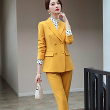 Women's Clothing Solid Color Trouser for Women Jacket Pants