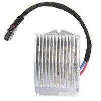 OEM 6Q1907521B A/C Heater Blower Motor Resistor For Audi A2/Seat Ibiza 4 5 ST Cordoba/Skoda Fabia/Volkswagen Polo Blower Motors Automobiles & Motorcycles -