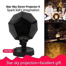 LED Star Master Night Light LED Star Projector Lamp Astro Sky Projection Cosmos led Night Light Lamp Kid's Gift Home Decoration