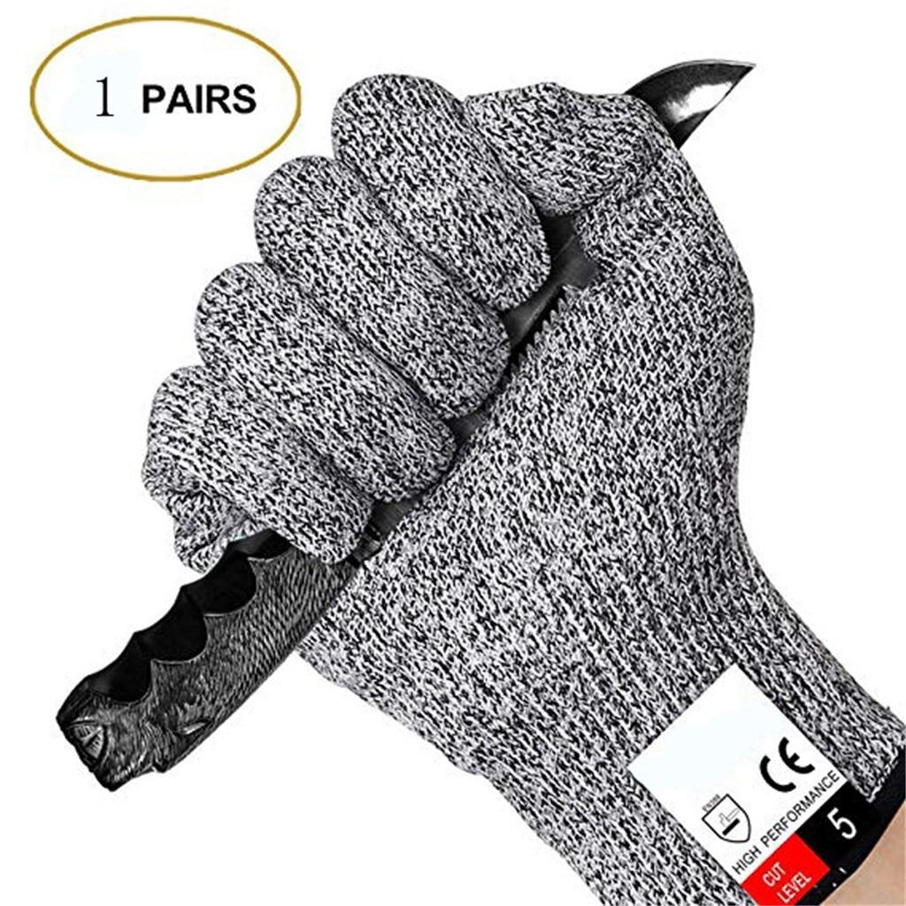 Хозяйственные Перчатки порезостойкие уровня 5 Kite перчатки для рыбалки покрыта водоотталкивающим антискользящим материалом с защитой от пр...