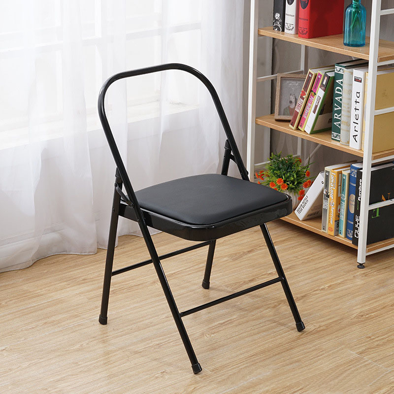 Iyengar Yoga Chair Yoga Accompanied By The Chair Rough Thick Folding Chair Reinforced Heavier Type