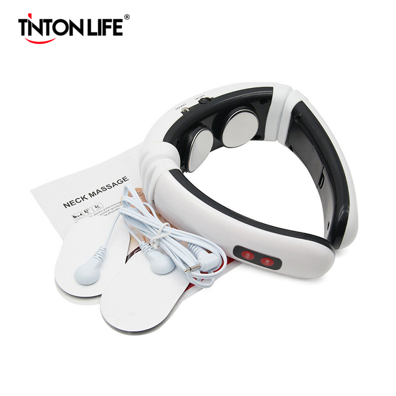 ╨Ultimate DealRelaxation-Tool Cervical-Massager Heating Health-Care Far-Infrared Electric And Intelligent