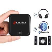 Buletooth 4.1 Audio Transceiver Toslink 3.5mm SPDIF Optics Adapter TV PC Phone To Cordless Headphone Speaker Audio Transceiver