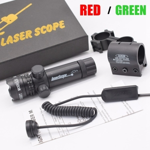 Tactical Green Red Laser Sight