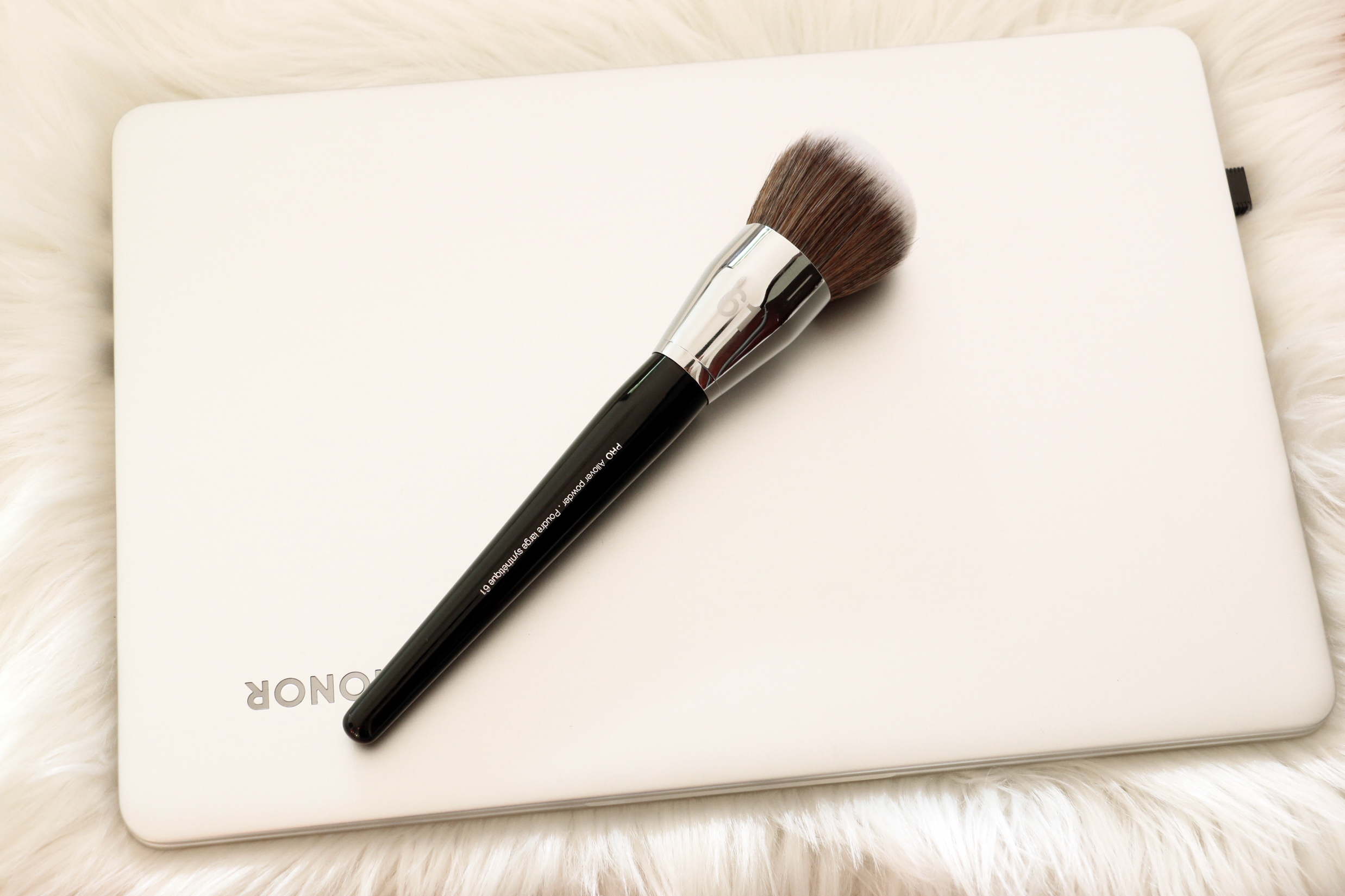 Pincel grande de blush high gloss escova Fundação Cosméticos Sobrancelha Sombra Pincel de Maquiagem Conjuntos de Escova Ferramentas Pincel Maquiagem