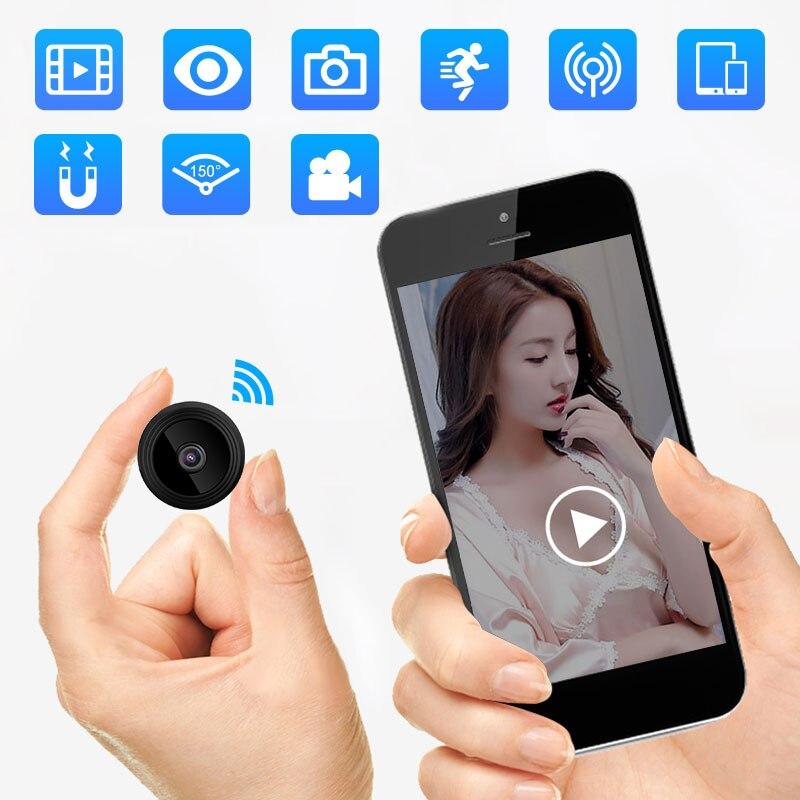 Мини камера 1080P с датчиком, видеокамера, микро камера, Спортивная DV видео маленькая камера, домашняя камера, универсальная камера|Компактные видеокамеры|   | АлиЭкспресс