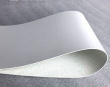 (Конвейерная лента на заказ) 2000x100x1 мм белая конвейерная