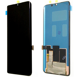 """Image 4 - 100% originale 6.47 """"Display Amoled con cornice per XiaoMi Mi Note 10 Pro Mi CC9 Pro Touch Screen Digitizer Assembly parti di riparazione"""