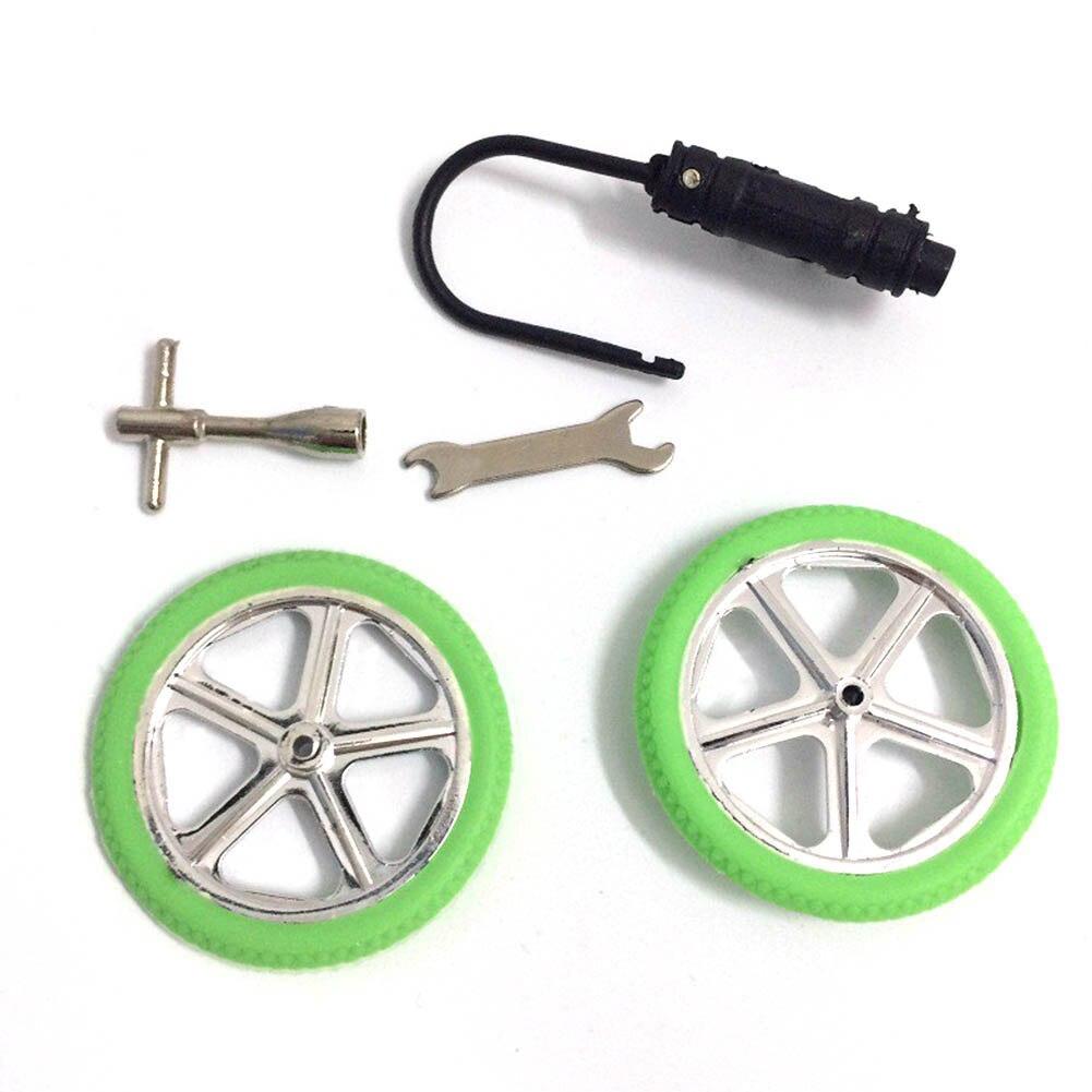 Мини-велосипед игрушка из сплава BMX Finger модель велосипеда фанаты велосипедов детская игрушка подарок украшение Забавный Новый велосипед по...