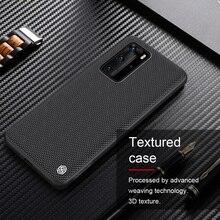 Dành Cho Huawei P40 Pro Trường Hợp Nillkin Họa Tiết Cứng PC + TPU Cao Cấp PC Cứng Nhựa Full Case Ốp Điện Thoại dành Cho Huawei P40 Pro