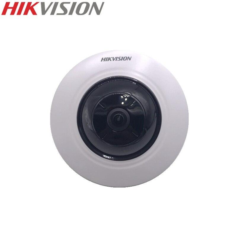 HIKVISION 5MP Fisheye caméra DS-2CD2955FWD-IS Version internationale caméra IP H.265 + PoE prise en charge EZVIZ hik-connect en Stock