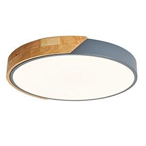 Image 1 - Modern  Bedroom Led Ceiling  Light Room Lights Lighting Fixture Ultrathin Led Ceiling Lamps For Living Room