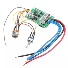 DC 12V 36V 500W High Power Brushless Motor Controller Driver Board Assembled No Hall
