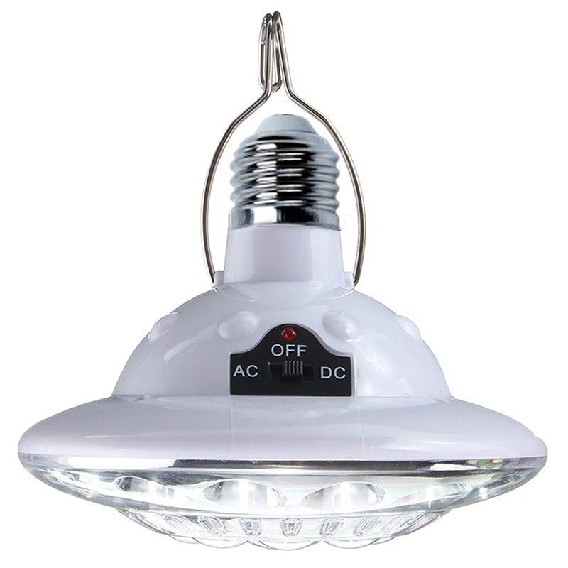 22LED Solar Remote Control Lights,Portable Outdoor Solar Lamp Hooking Garden Camp Emergency Lighting Chandelier:22LEDS (1 Pack)