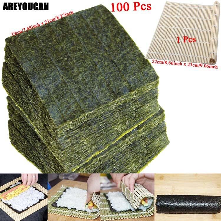 Сухие водоросли для суши-0