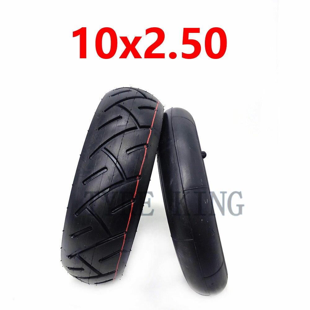 10-дюймовая 10x2,50 внутренняя и внешняя шина 10*2,50, пневматическая шина для электрического скутера, Балансирующий привод, велосипедные аксессуа...