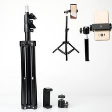 Ring Lamp Statief Up Stand Licht Tafel Selfie Stick Met Telefoon Houder Clip Voor Huawei Mate 30 20 Lite 2019 honor 9X Pro P30