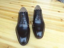 Men Shoes Formal Shoes Derby Shoes Lace-up Handmade Business Low Top Formal Wear Casual Leather Calfskin Sole Customize Leather goodyear handmade shoes men s formal wear business shoes leather men s shoes leather was settled