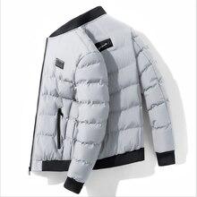 New Men  Jacket 2020 Brand  Jackets Male Casual Luxury Winter Warm Fleece Pilot Bomber Jacket Coat