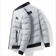 Neue Männer Jacke 2020 Marke Jacken Männlichen Casual Luxury Winter Warme Fleece Pilot Bomber Jacke Mantel