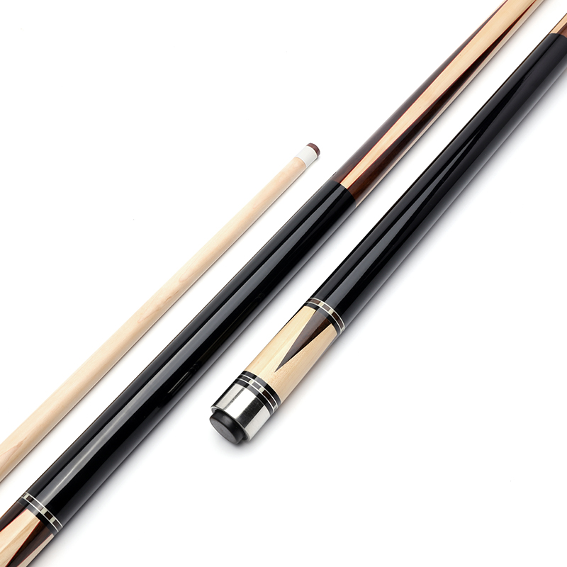 2021 NEW Carom Cue Stick 12mm Tip with Rubber Tip Protector 3 Cushion Billiard Stick Technology Cue Shaft Uni-loc Joint