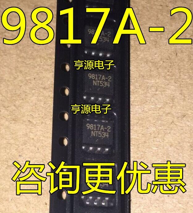 10 шт. PS9817 PS9817A - 2-2, 9817 - a - 2 Новые Оригинальные качественные товары SOP8